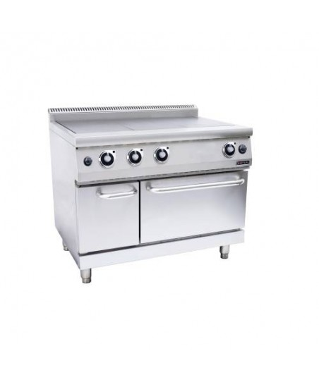 Anvil 3 plate stove with...