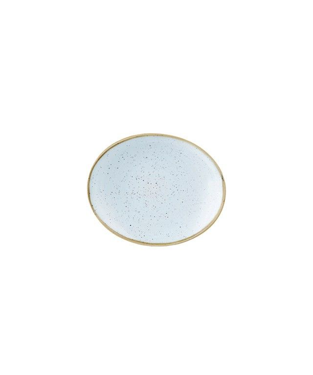 Oval Plate - 19.2cm- Duck...