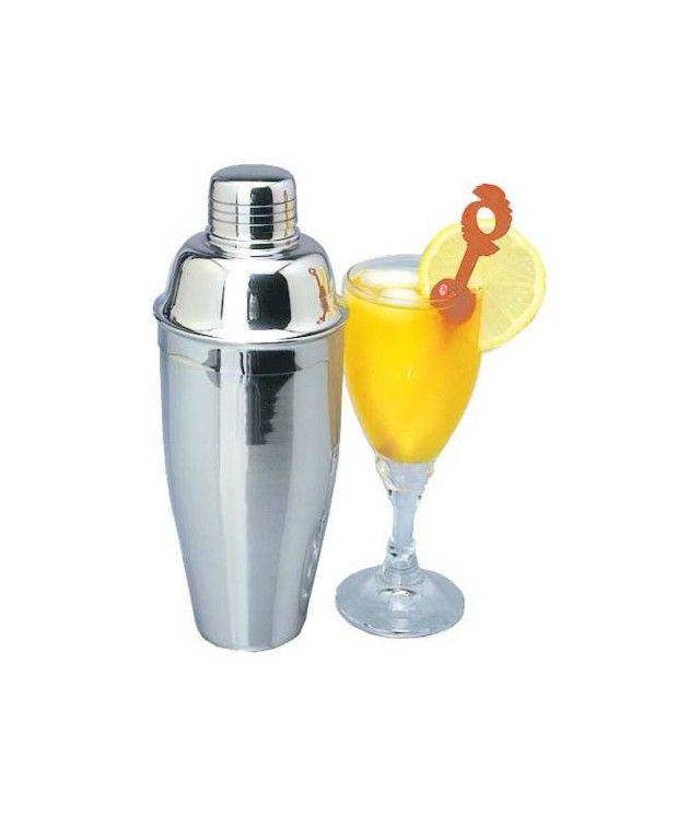 Cocktail Shaker Stainless...