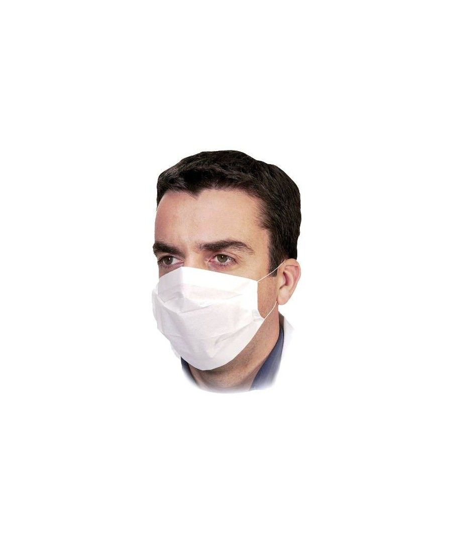 Disposable Paper Face Mask...